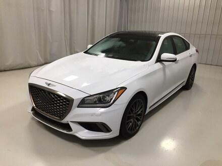 2019 Genesis G80 Sedan