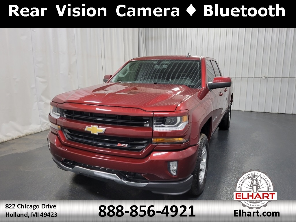 Used Chevrolet Silverado 1500 Holland Mi