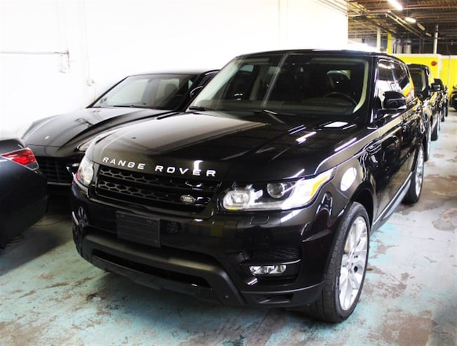2014 Land Rover Range Rover Sport V8 Supercharged SUV