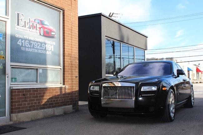 2011 Rolls-Royce Ghost 4dr Sdn Sedan