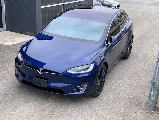 2016 Tesla Model X 90D SUV