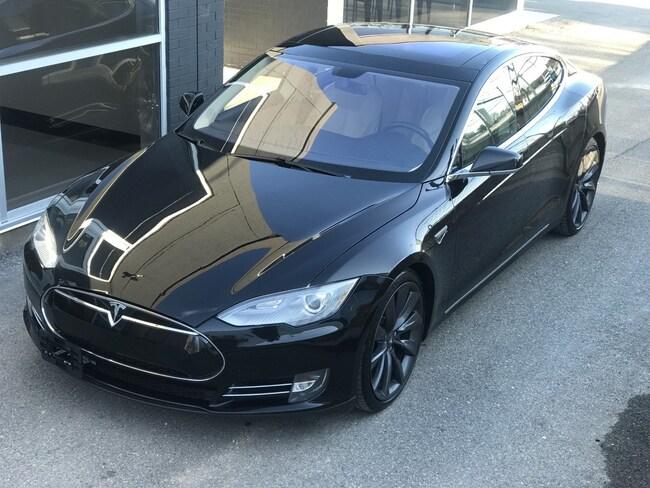 2013 Tesla Model S P85+ Coupe