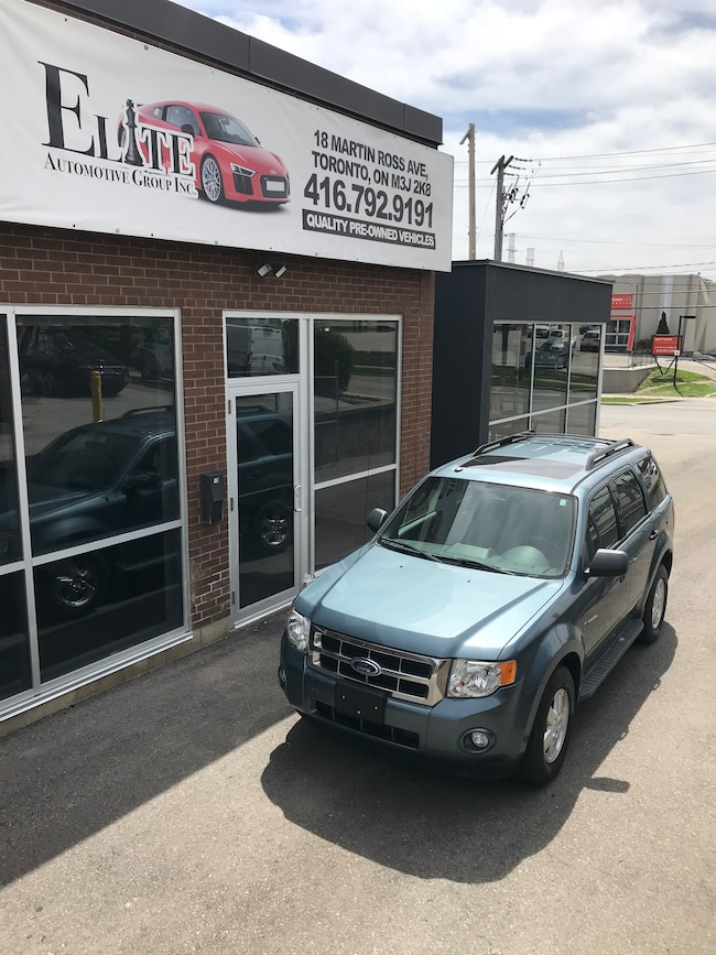 2010 Ford Escape XLT Automatic 3.0L SUV