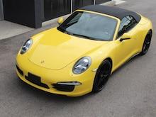 2013 Porsche 911 C4S CAB!! Convertible