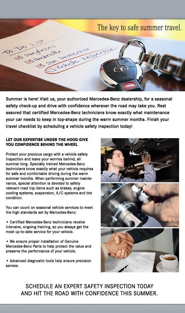 Mercedes benz service inspection elite mercedes springfield mo for Elite mercedes benz springfield missouri