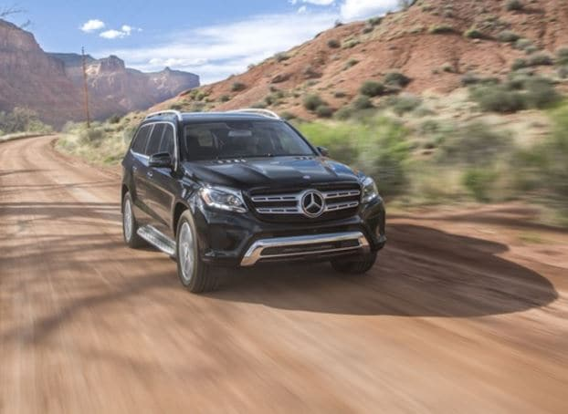 2017 mercedes-benz gls450 wins award for 10 best trucks and suvs