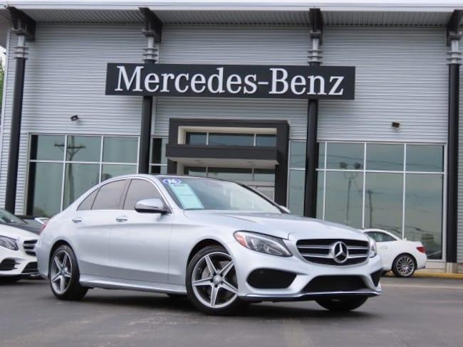 2016 Mercedes-Benz C-Class C 300 Sedan