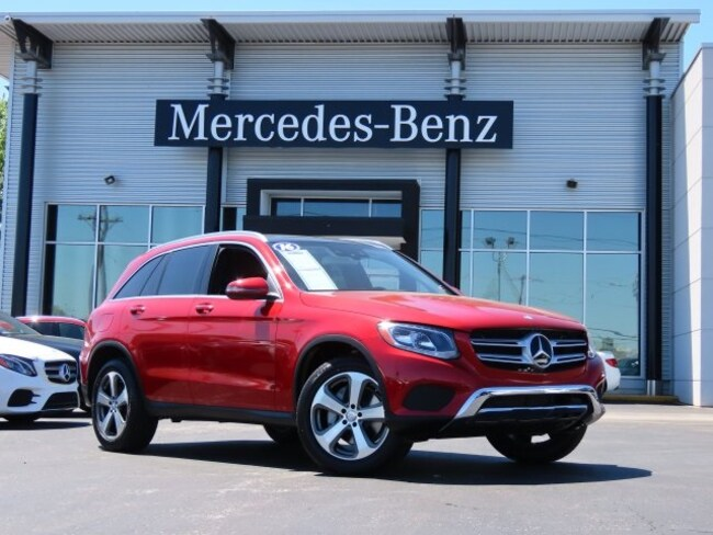 2016 Mercedes-Benz GLC 300 GLC 300 SUV
