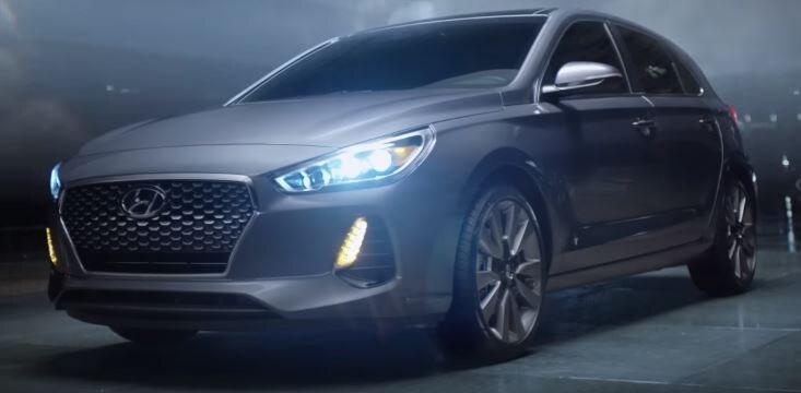 2018 Hyundai Elantra GT offers sensational style