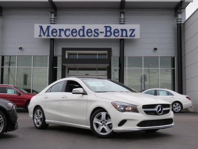 2018 Mercedes-Benz CLA 250 CLA 250 Coupe