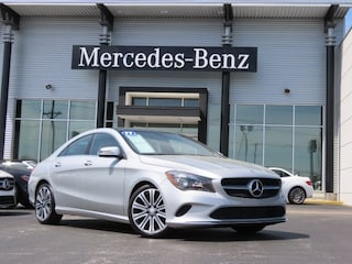 2017 Mercedes-Benz CLA 250 CLA 250 Coupe