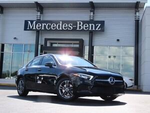 2020 Mercedes-Benz A-Class A 220 4MATIC Sedan