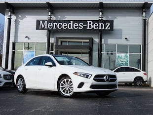 2019 Mercedes-Benz A-Class A 220 4MATIC Sedan