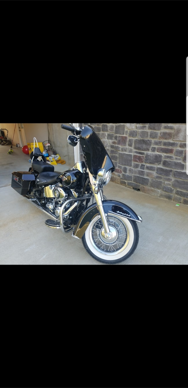 2012 harley davidson softail classic motorcycle