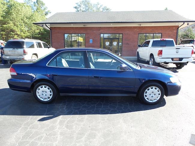 2001 Honda Accord 2.3 LX w/Side Airbags Sedan