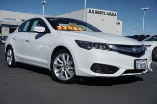 2017 Acura ILX w/Technology Plus Pkg Sedan