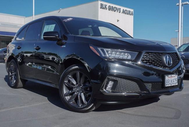 2020 Acura MDX w/Technology/A-Spec Pkg SUV