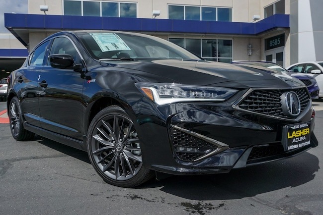 2019 Acura ILX with Technology and A-Spec Package Sedan