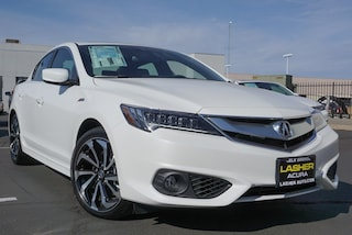 2018 Acura ILX with Technology Plus and A-SPEC Package Sedan