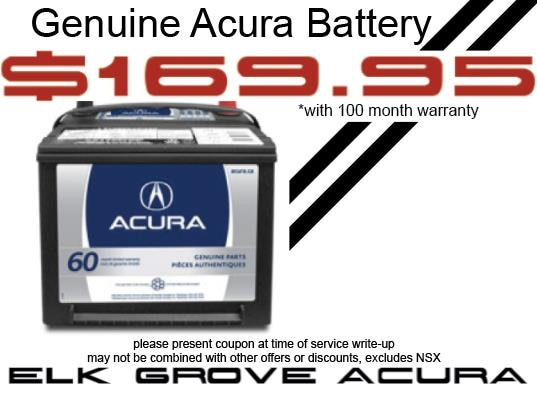 Elk Grove Acura New Acura Dealership In Elk Grove CA - Acura coupons oil change