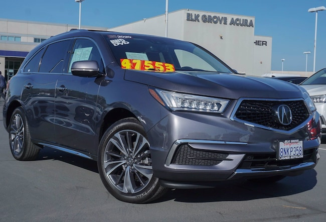 2020 Acura MDX w/Technology/Entertainment Pkg SUV
