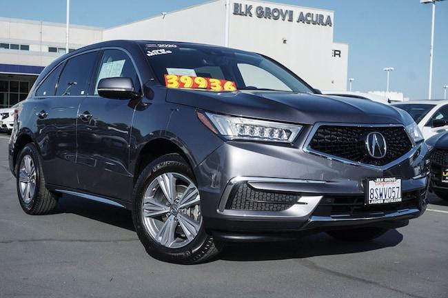 2020 Acura MDX L SUV