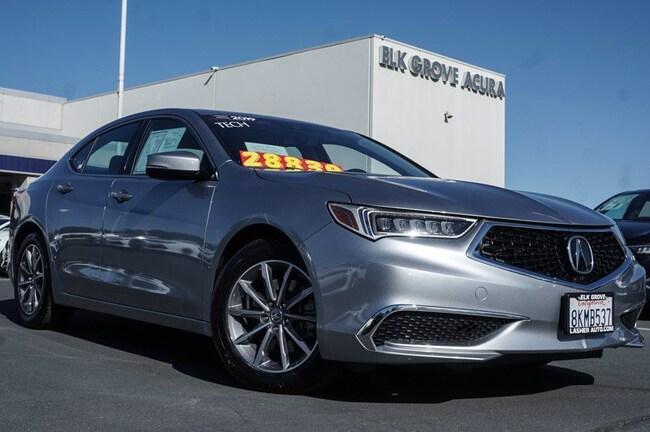 2019 Acura TLX w/Technology Pkg Sedan