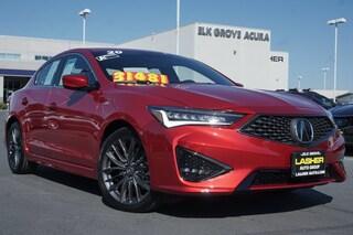 2020 Acura ILX w/Premium/A-Spec Pkg Sedan