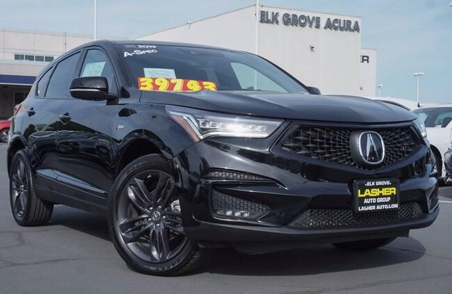 2019 Acura RDX w/A-Spec Pkg SUV