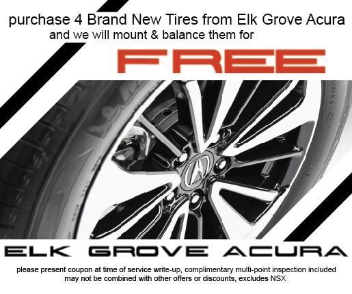 New Acura Dealership In Elk Grove, CA 95757