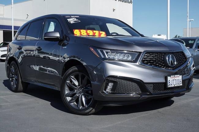 2019 Acura MDX w/Technology/A-Spec Pkg SUV