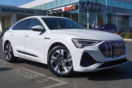 2021 Audi e-tron Sportback Premium SUV