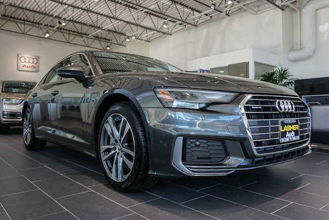 2019 Audi A6 3 0t Premium Sedan In Sacramento California At