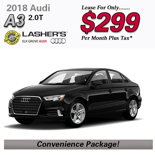 Sacramento Audi Dealer Offers And Leases In Elk Grove - Audi lease promotions