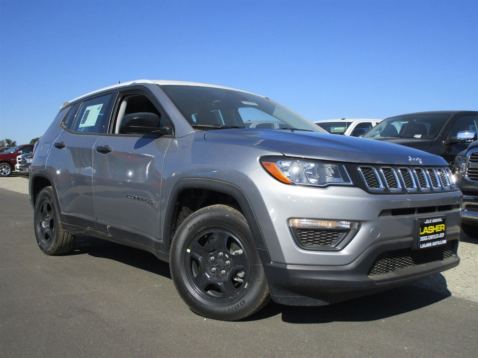 New 2018 Jeep pass SPORT FWD For Sale