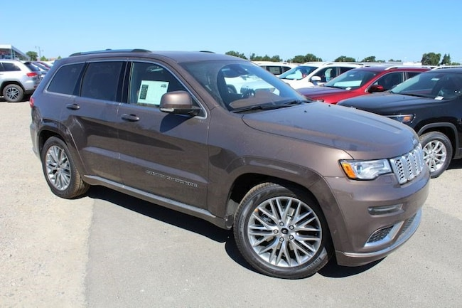 New 2018 Jeep Grand Cherokee For Sale at Elk Grove Dodge