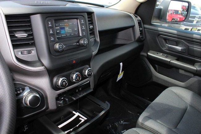 New 2019 Ram 1500 TRADESMAN QUAD CAB 4X2 6'4 BOX For Sale ...