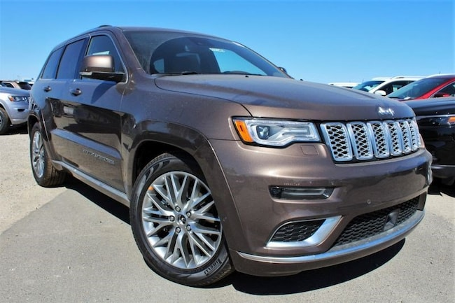 Jeep Grand Cherokee Mpg >> New 2018 Jeep Grand Cherokee For Sale at Elk Grove Dodge ...