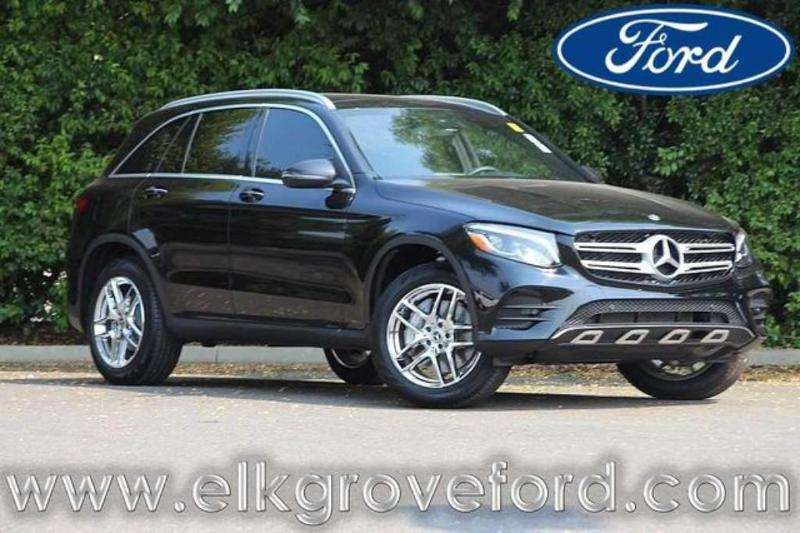 2018 Mercedes-Benz GLC 300 Base 4matic SUV