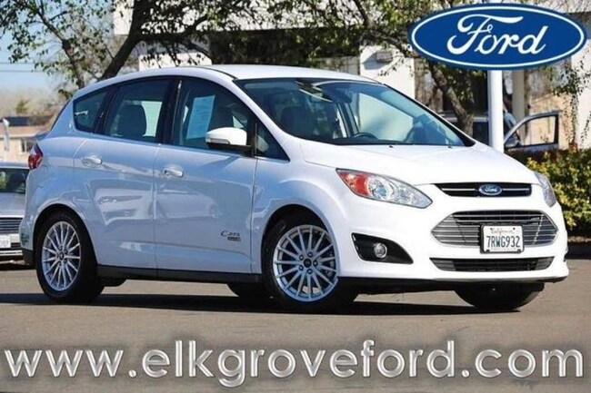 2016 Ford Cmax Energi SEL HATCHBACK