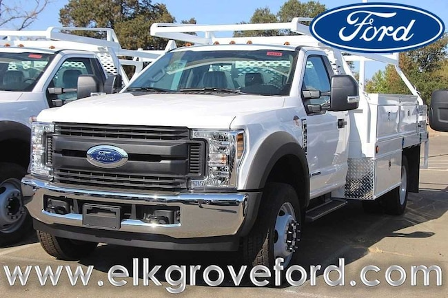 2019 Ford Chassis Cab F-550 XL Commercial-truck