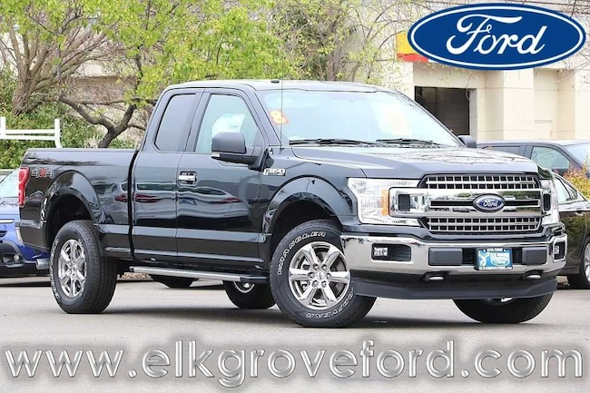 2018 Ford F-150 XLT Extended Cab Truck