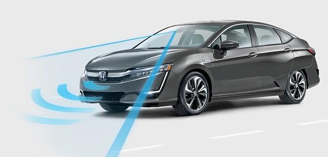 2018 Honda Clarity Phev Elk Grove Honda Near Sacramento Ca