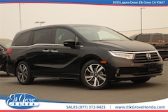 New 2021 Honda Odyssey Touring Van for Sale in Elk Grove, CA