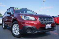Certified Pre-Owned 2017 Subaru Outback 2.5i 4S4BSAAC1H3421314 for Sale near Sacramento CA