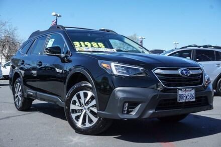 2020 Subaru Outback Premium Premium CVT
