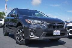 Certified Pre-Owned 2018 Subaru Crosstrek Premium 2.0i Premium CVT JF2GTACC0JH352727 for Sale near Sacramento CA