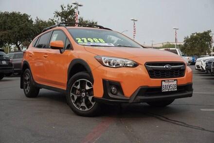 Featured used 2018 Subaru Crosstrek Premium 2.0i Premium CVT for sale in Elk Grove, CA