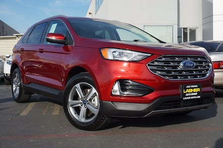 Featured used 2019 Ford Edge SEL SEL FWD for sale in Elk Grove, CA
