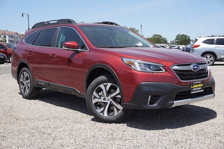 Featured used 2021 Subaru Outback Limited SUV for sale in Elk Grove, CA
